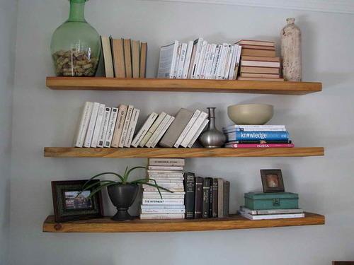 Reclaimed Wooden Wallshelf