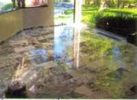 Water based sealer for Water & Oil based stains over natural stones.