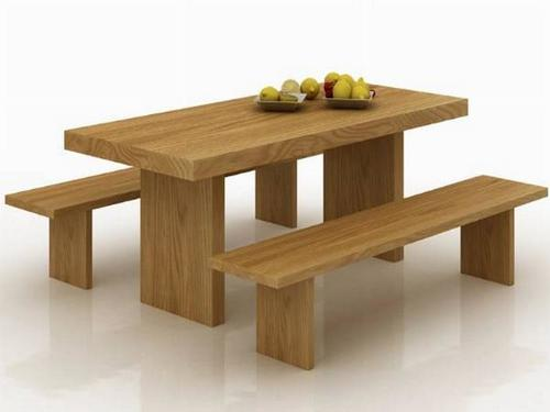 Dining Tables With Benches