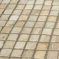 White Sandstone Cobble