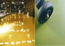 Abrasion Resistant Epoxy Screed Floor