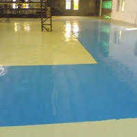 Self-levelling Epoxy Anti-skid Floor Topping