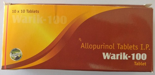allopurinol Tablets IP
