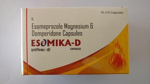 Esomeprazole Magesium & Domperidone Capsules