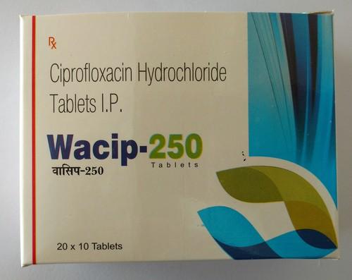 Ciprofloxacin Hydrochloride  Tablats IP