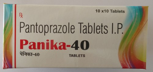 Pantoprazole Tabletes IP