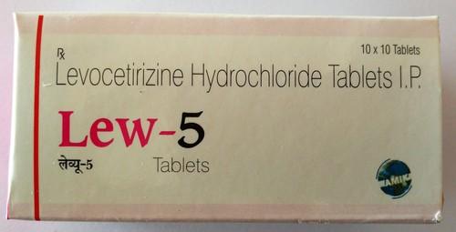 Levocetirizine Hydrochloride Tablets IP