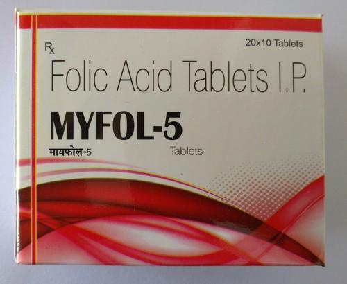 Folic Acid Tablets IP