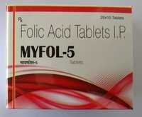 Folic Acid Tablets IP