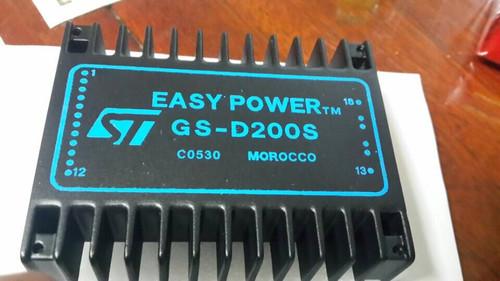 IGBT MODULE IC GS-D200S