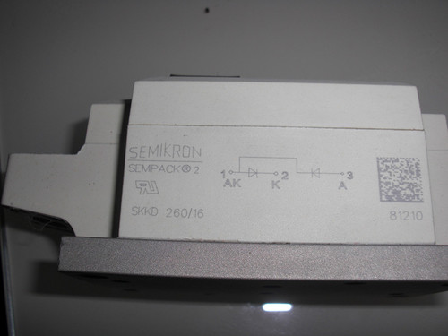 SKkD260/16 Semikron IGBT