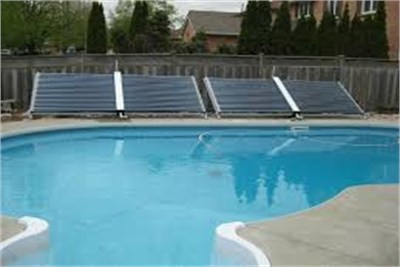 Solar Swimming Pool Water Heating Systems