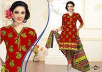Cotton Designer Suits