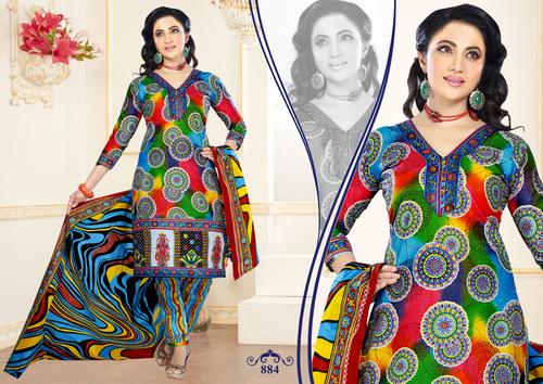 Jannat Cotton Salwar Kameez