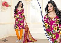 Jannat Pure Cotton Suit