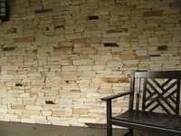 White Thin Stone Veneer