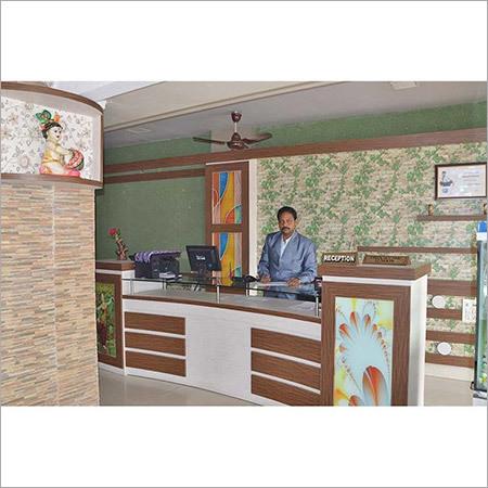 Reception Of Kalpna Inn