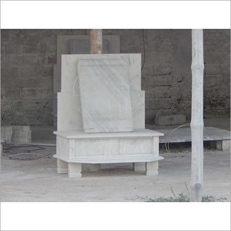 Marble Singhasan