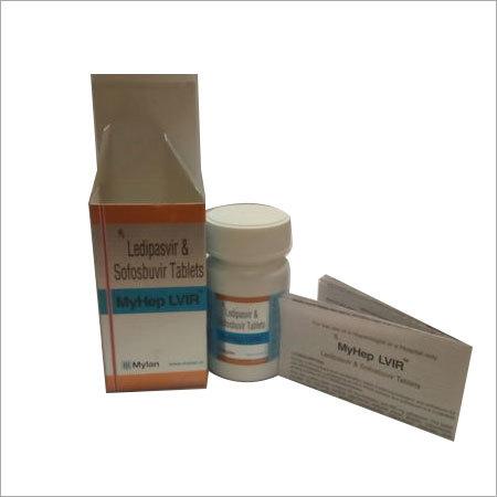 Sofosbuvir 400 Mg And Ledipasvir 90 Mg