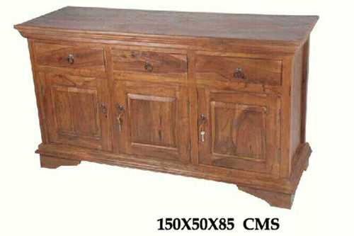 Sheesham wooden sideboard