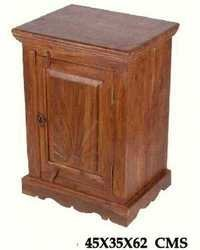 Sheesham wood bedside