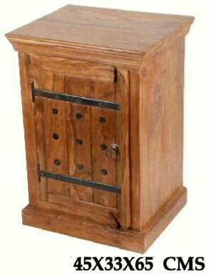 Sheesham Furniture-Bedside