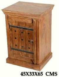 Sheesham Furniture-Bedside
