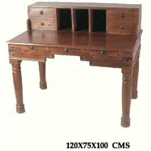 Royal Sheesham Writing Table