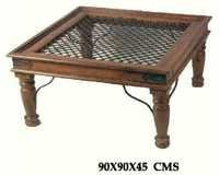 Royal Sheesham Jali Table
