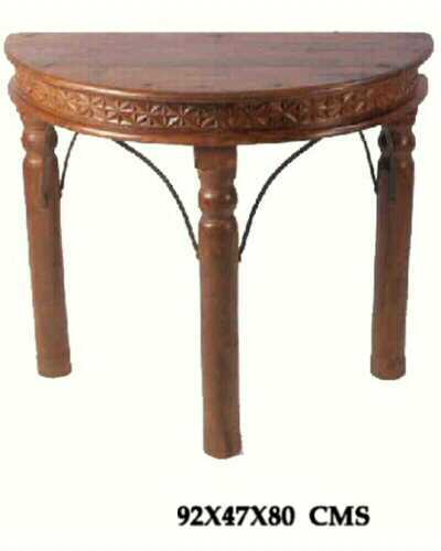 Royal Sheesham Corner Table