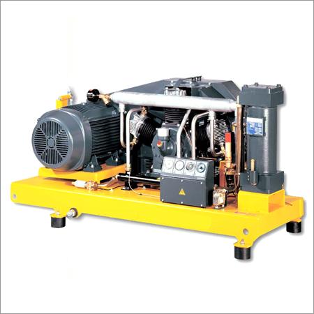 Gas Booster Compressor