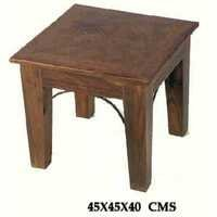 Sheesham Small Stool