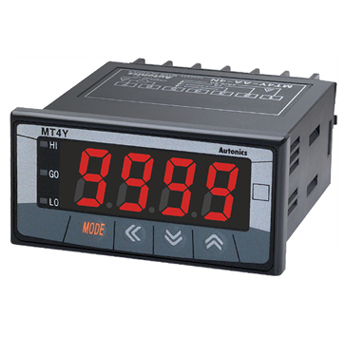 MT4W-DA11 (12-24VDC) Autonics Panel Multimeters