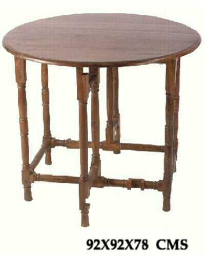 Royal Sheesham Folding Table