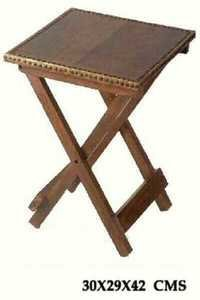 Sheesham Furniture-Folding table
