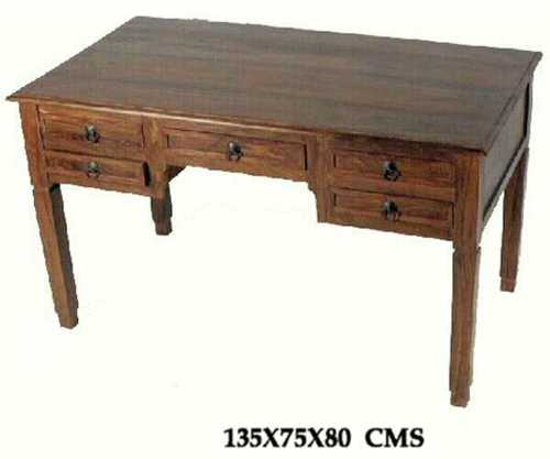 Royal Sheesham Table with Drawer