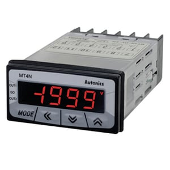 MT4W-DV-43 Autonics Panel MultiMeter