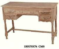 Sheesham Table with Drawer
