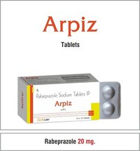 Rabeprazole 20 mg. Tablets