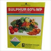 Sulphur 80% WP