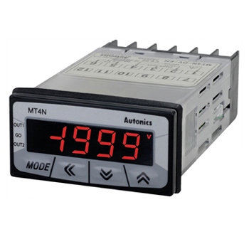 MT4N-DV-E0 (12-24VDC/AC) Autoncs Panel MultiMeters