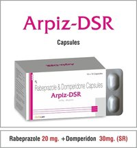 Rabeprazole 20 mg. + Domperidon 30mg. (SR)