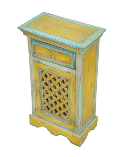 Painted Furniture-Side Table