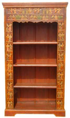 Painted Furniture-Book Shelves
