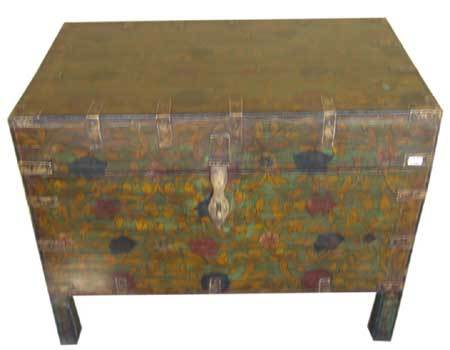 Painted Furniture-Storage Box
