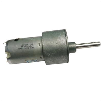 PMDC In Line Gear Motor