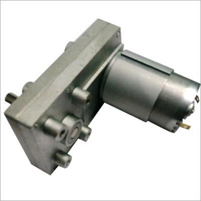 PMDC Square Gear Motor