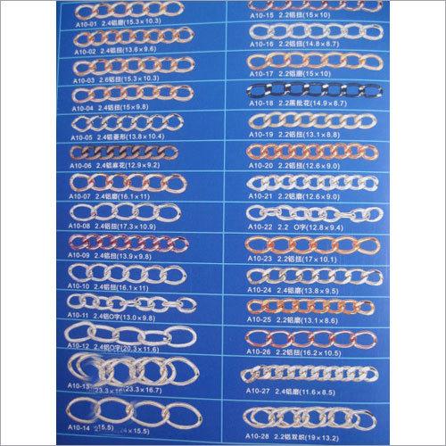 Metallic Chains