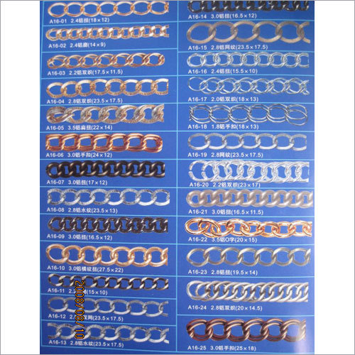 Garment Metal Chain