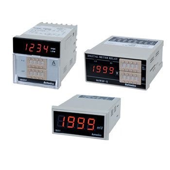 Autonics Ampere meter Series